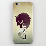 Werewolf iPhone & iPod Skin