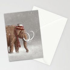 The Ice Age Sucked Stationery Cards