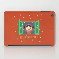 Day 20/25 Advent - Christmas Morning iPad Case
