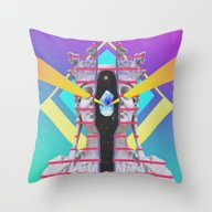 Empress Throw Pillow