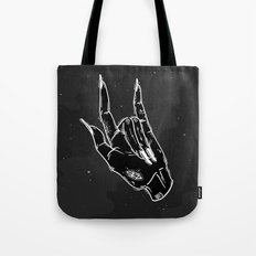 Idle Hand Tote Bag