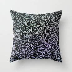 dead channel Throw Pillow