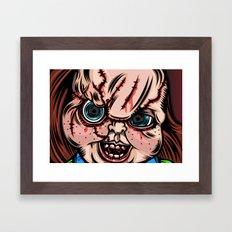 Let's Play! Framed Art Print