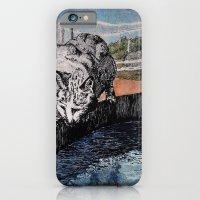 Barn Cat iPhone 6 Slim Case