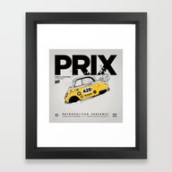 PRINT Nº022 Framed Art Print