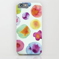 Flower Drops iPhone 6 Slim Case