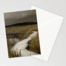 Storms of the Horizon Stationery Cards