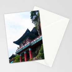 Temple Sasung 1 Stationery Cards