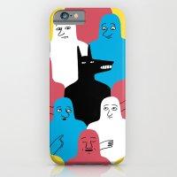 A Wolf iPhone 6 Slim Case