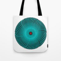 Circle Study No. 419 Tote Bag