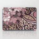 Hortensia autumn iPad Case