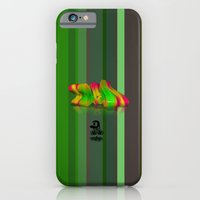 "iPhone & iPod Case featuring 3D GRAFFITI - LCD by ""ondbiqp"""