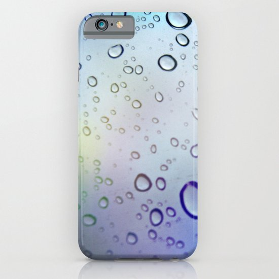 The Raindrops iPhone & iPod Case