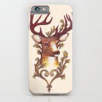 Stag Illustration 1/6 iPhone 6 Slim Case