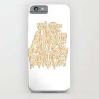 iPhone Cases featuring Pure Applesauce!  by Chris Piascik