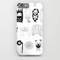 Creatures iPhone 6 Slim Case