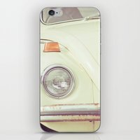 Beetle Bug iPhone & iPod Skin