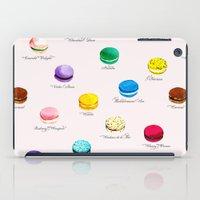 Macarons   iPad Case