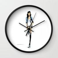 JANELLA Wall Clock
