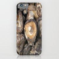 mushrooooms  iPhone 6 Slim Case