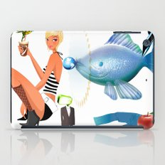 Surrealism iPad Case