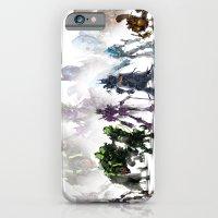 Gears Linup iPhone 6 Slim Case