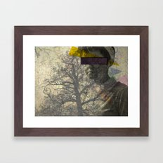 Mary's Hideaway Framed Art Print