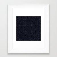 Controls Framed Art Print