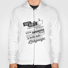burguete design Hoody