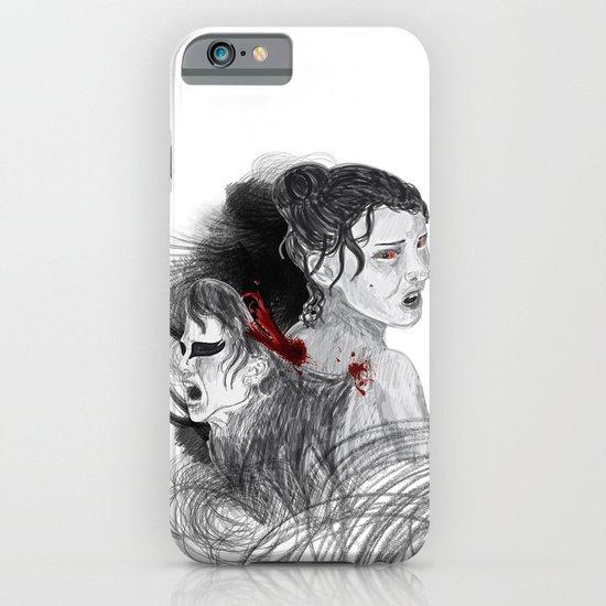 Black Swan II iPhone & iPod Case