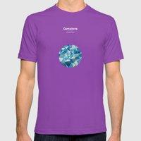 Gemstone - Adamantium Mens Fitted Tee Ultraviolet SMALL