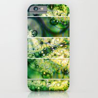 Emerald Universe (Five Panels Series) iPhone 6 Slim Case