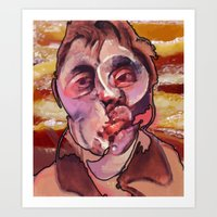 Francis Bacon Art Print