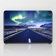 Road To Aurora  iPad Case