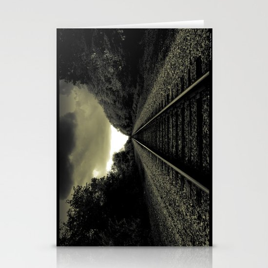 Out of Darkness Stationery Card
