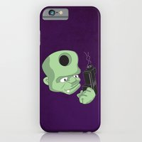iPhone & iPod Case featuring Bullet in the Head by Les Hameçons Cibles