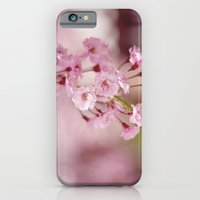 iPhone & iPod Case featuring Weeping Willow Flowers by castle on a cloud