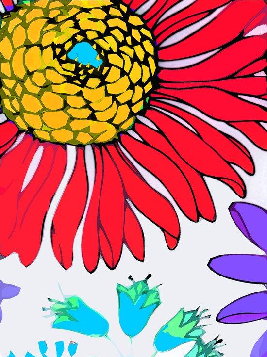 Flower Power! Art Print