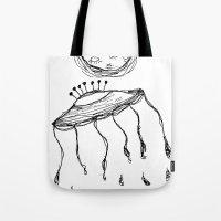 Jelly Moon V.2 Tote Bag