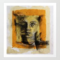 the dirge Art Print