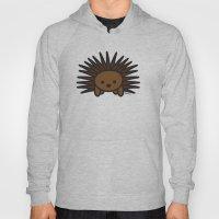 Cute Hedgehog Hoody