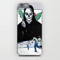 Black Xmas: The Final Ba… iPhone 6 Slim Case