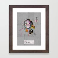 Stevie Wonder Framed Art Print