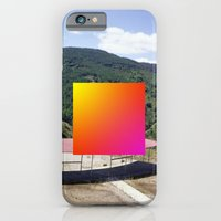 iPhone & iPod Case featuring Holga - Souviens toi by David is Creative