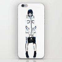 Jaime King Hart Of Dixie iPhone & iPod Skin