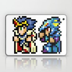 Final Fantasy II - Cecil and Kain Laptop & iPad Skin