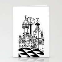 STHLM Silhouettes Stationery Cards