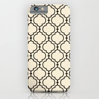 Trellis Pattern I iPhone 6 Slim Case