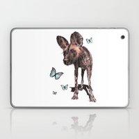 Painted Dog Laptop & iPad Skin