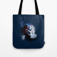 Unicorn Wars Tote Bag